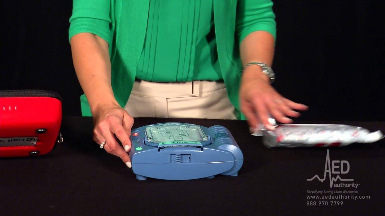 Philips HeartStart OnSite Routine Maintenance - AED Authority