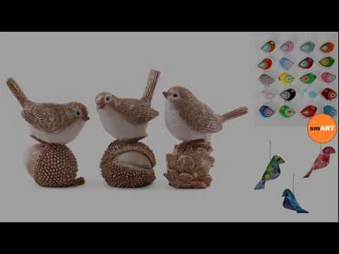 Outdoor Christmas Ornaments Bird Christmas Ornaments Youtube