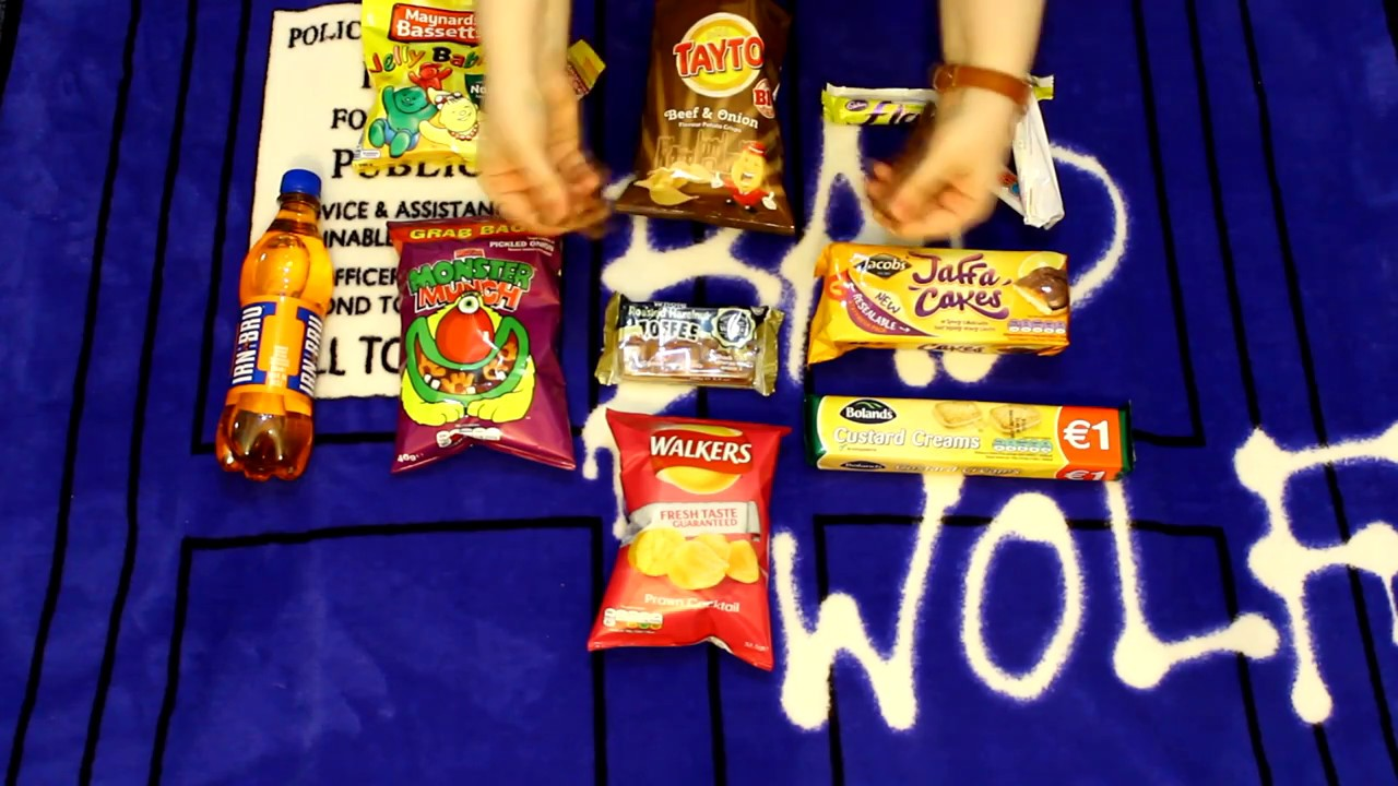 The Best British Snacks: Cakes, Biscuits, & Crisps - I Heart