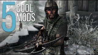 5 Cool Mods - Episode 20 - Skyrim: Special Edition Mods (PC/Xbox One)