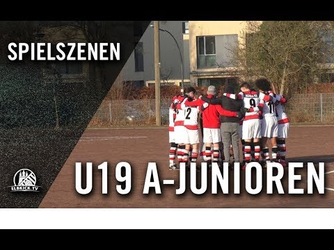 Altona 93 U19 - SC Vorwärts-Wacker 04 Billstedt U19 (10. Spieltag, A-Oberliga)