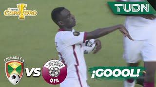 ¡De vestidor! ¡Gol de Qatar!   Granada 0-4 Qatar   Copa Oro 2021   Grupo D