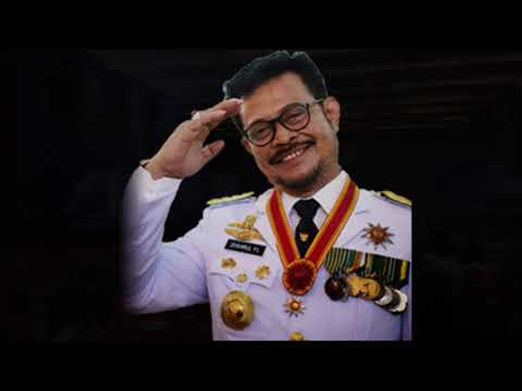 Lagu Spesial Untuk Syahrul Yasin Limpo, Don't Stop komandan