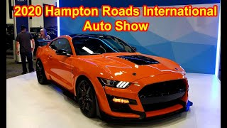 2020 Hampton Roads International Auto Show