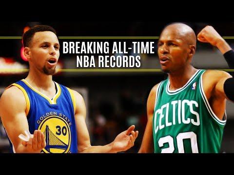 NBA Regular Season Records And Who Will Break Them