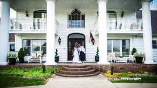 {Wedding} Aatavious & Joyce Johnson | Coker Ranch | Lancaster, SC | 5.17.14