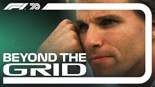 Stefan Johansson | Beyond The Grid | Official F1 Podcast