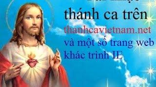 hướng dẫn cách tải nhạc thánh ca trên thanhcavietnam