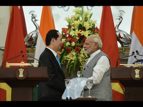 India and Vietnam issue joint press statement