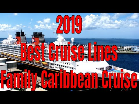 2019 The Best Cruise Lines For A Family Caribbean Cruise Disney Royal Caribbean Carnival