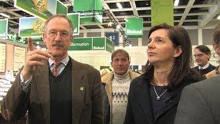 Ökologische Landwirtschaft fördern und Massentierhaltung stoppen!