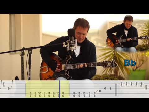 Johnny B. Goode (Cover With Tab)