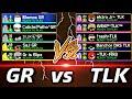 |DA2| ClanWar [GR vs TLK] FT.SAJ,CRAY,DUKE.