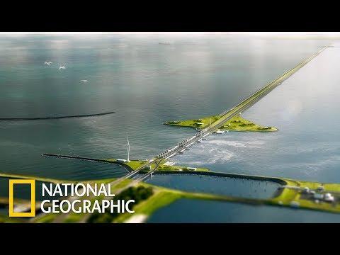 Суперсооружения: Дамба на Северном море (National Geographic)