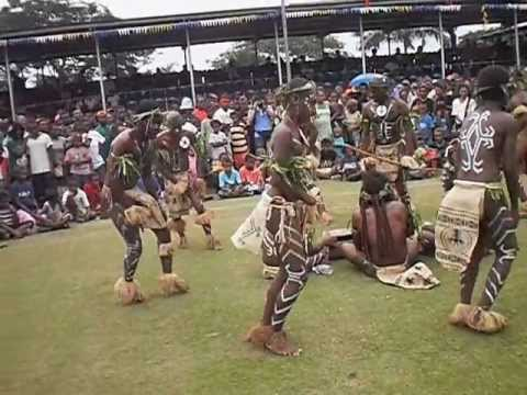 Pele Cultural Dancers - Kusele lakona