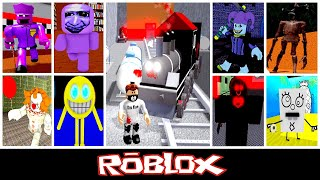The Evil Elevator {New Update} By @RemZa582007 [Roblox]