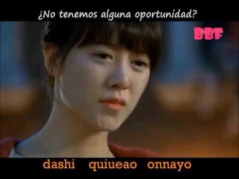 What do I do - Jisun - Ji Sung - ¿Qué debo hacer? - OST - BBF -  Sub. Español & Pronunciación