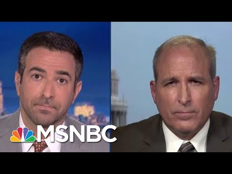 Trump Official Won't Rebuke Go Back Remark Violating DHS Policy | The Beat With Ari Melber | MSNBC