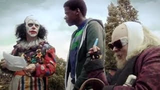 Slang words for lady bits - Psychoville - Series 2 - BBC Comedy Greats