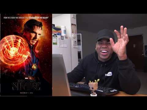 Doctor Strange Movie Review MULLET STYLE!!!