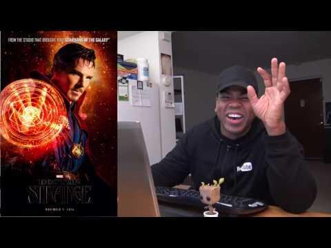 Doctor Strange Movie  MULLET STYLE!!!