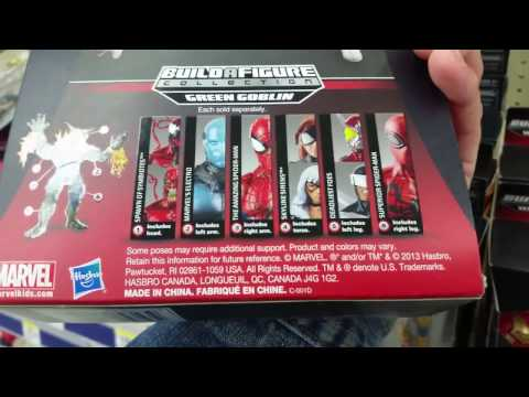 Episode 21 - Toy Hunt for GEEKED UP!/Daniel Berger, Mail Call, & OS Bruticus Preview (1-31-17)