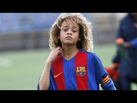 Xavi Simons vs Celta Vigo | MIC 2017 FINAL - YouTube