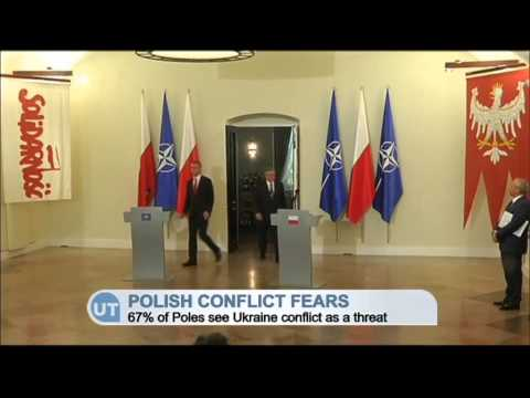 European Security Threat: Nearly 67% of Poles see Ukraine conflict as threat to polish security