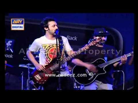 Atif Aslam - Nokia Rock Brigade 2010 Part 1 || www.aadeez