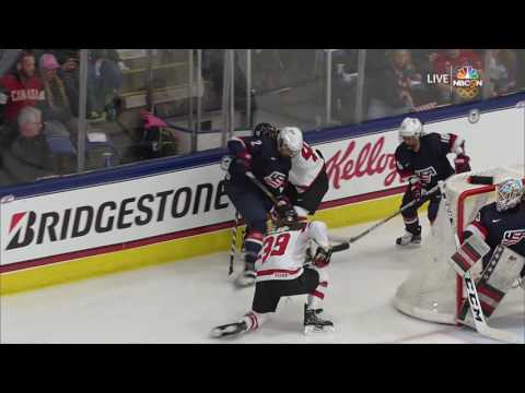 Winter Champions Series: USA Vs. Canada Women's Hockey Highlights