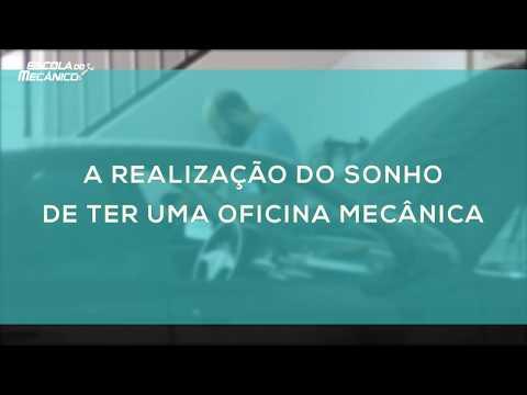 A REALIZAÇÃO DO SONHO DE TER UMA OFICINA MECÂNICA