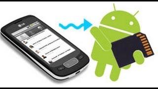 Как переместить приложения на карту памяти на Андроид(Как переместить приложения на карту памяти на Андроид стандартным способом ФУНКЦИЯ ЕСТЬ НЕ НА..., 2014-01-29T09:37:44.000Z)