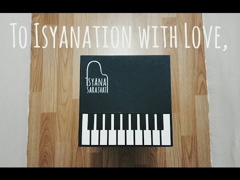 Cover Lagu To Isyanation  Love, Isyana Sarasvati