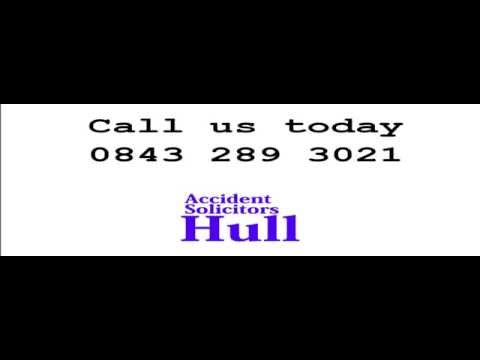 The Best Accident Solicitors In Hull | Hull Accident & Personal Injury Solicitors