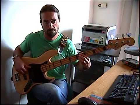 Tears For Fears - Sowing The Seeds Of Love BASS COVER By FFKING