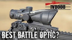 Trijicon ACOG: The Best Battle Rifle Optic?