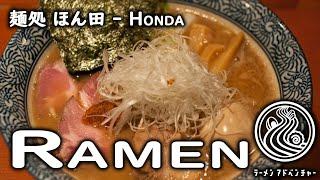 Honda Ramen Throwback! (Collabo-Ramen in 2010)