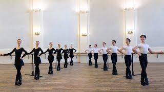 75-летие Школы-Студии при ГААНТ имени Игоря Моисеева.