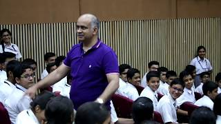 Career Counselling Workshop By Prikshit Dhanda, Mindler | Class 9 & 10 | Seth M.R. Jaipuria School