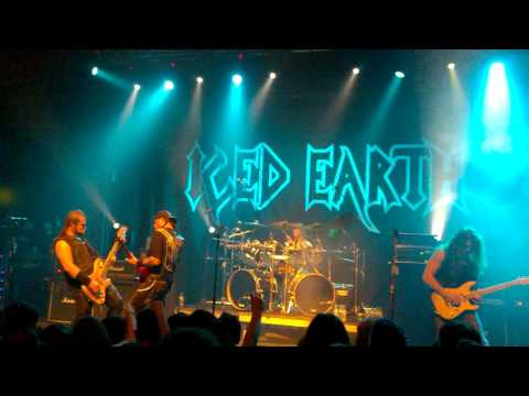 Iced Earth - Stormrider (Live Athens 26/11/2016)