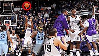 NBA Half Court Game Winners