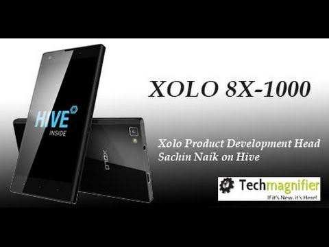 Xolo Product Development Head Sachin Naik on Hive