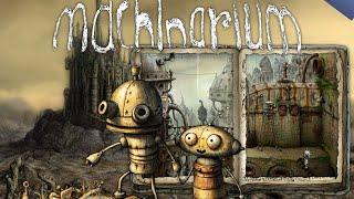 Machinarium gameplay en español (juego indie aleatorio parte 1)