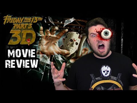 Friday the 13th Part 3 (1982) - Movie Review