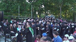 Dearborn public schools. edsel ford high school celebrates it's 76th graduation class at the june 7, 2019, commencement ceremony. part 4: recessional - gradu...