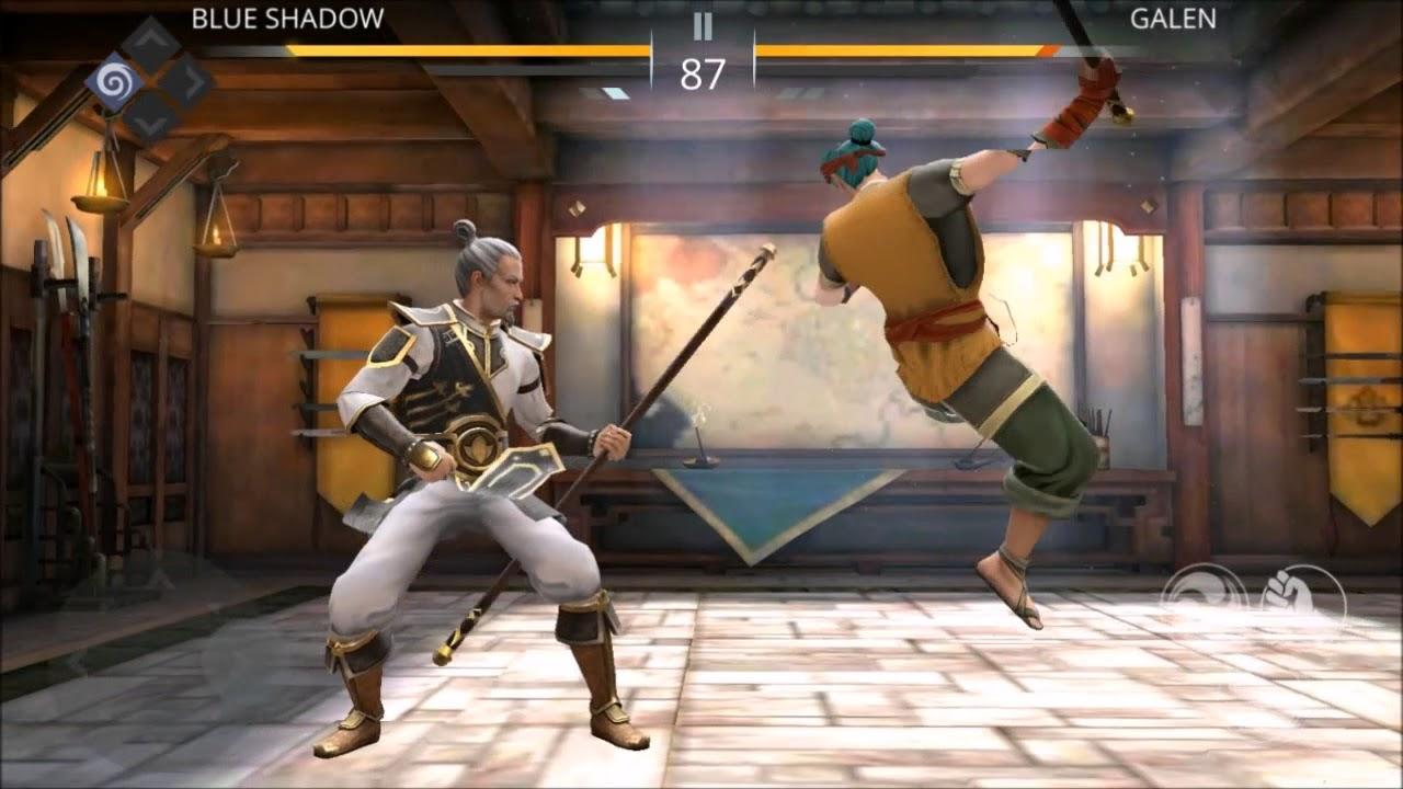 Golden lynx claw fist kung fu