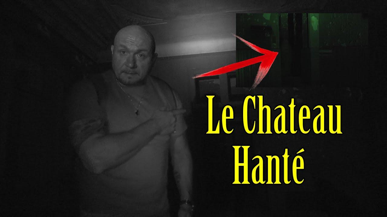 Lieux Hantés-Le Château Hanté