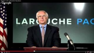 LaRouchePAC videoconferencia del viernes, 11 de septiembre de 2015
