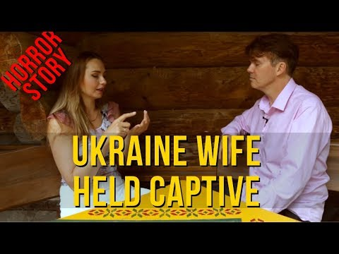 Beautiful Ukrainian Women Horror Stories of Being Held Captive by Foreign Husband
