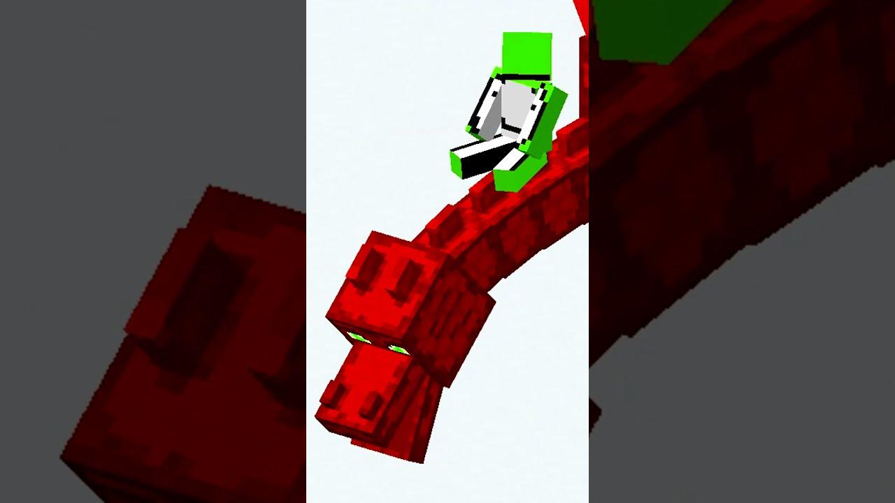 Minecraft Ender Dragon FACTS